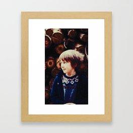 Logger Son Framed Art Print
