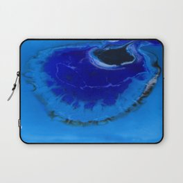 The Infinite Blue Laptop Sleeve