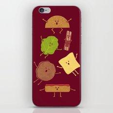 Pile On iPhone & iPod Skin