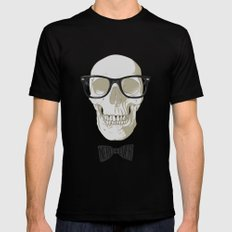 nerd4ever Mens Fitted Tee Black MEDIUM