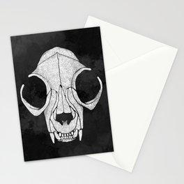 Felis Mortis - Dead Cat Stationery Cards