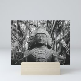 Shiva Statue - Kauai, Hawaii Mini Art Print