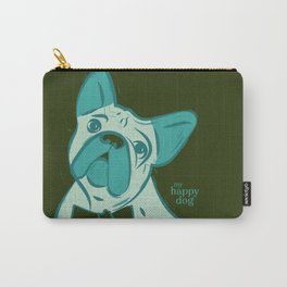 FRENCHY - green/turquoise Carry-All Pouch