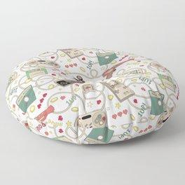 Favourite Game Floor Pillow