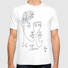 Jean Cocteau Homme  T-shirt