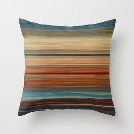 Vincent van Gogh - Swipe Throw Pillow