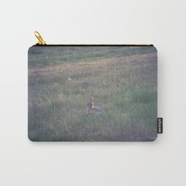 Farm Wabbit Carry-All Pouch