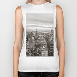 Infinite - New York City Biker Tank
