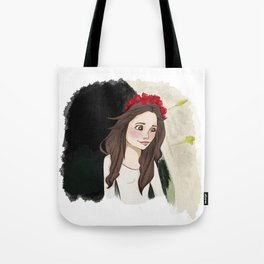 Adelaide Kane Tote Bag