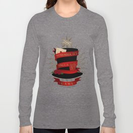 Remember, It's Only A Game | Caraval Long Sleeve T-shirt