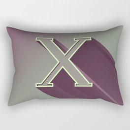The 'X'-ray Rectangular Pillow