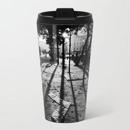 City Shadows Travel Mug