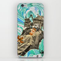 political iPhone & iPod Skins featuring Political Tensions by Quinten Sheriff