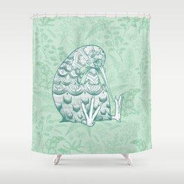 Kiwi II Shower Curtain