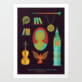 The Infernal Devices Art Print