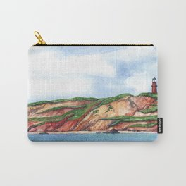Ocean View of Aquinnah Carry-All Pouch