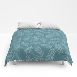 Tropical pattern 010 Comforters
