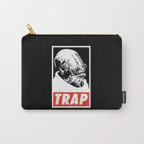 Obey Ackbar's TRAP Carry-All Pouch