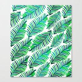 Palm Solace #society6 #buyart #decor Canvas Print