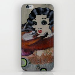 Living the Mr. Charmed Life iPhone Skin