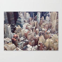 Urban View #2 Canvas Print