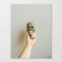 I Skull You Canvas Print