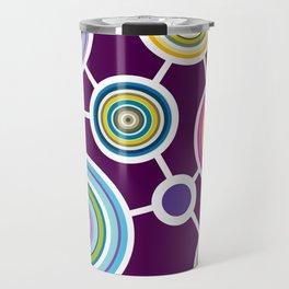 ROUND CONECTION Travel Mug