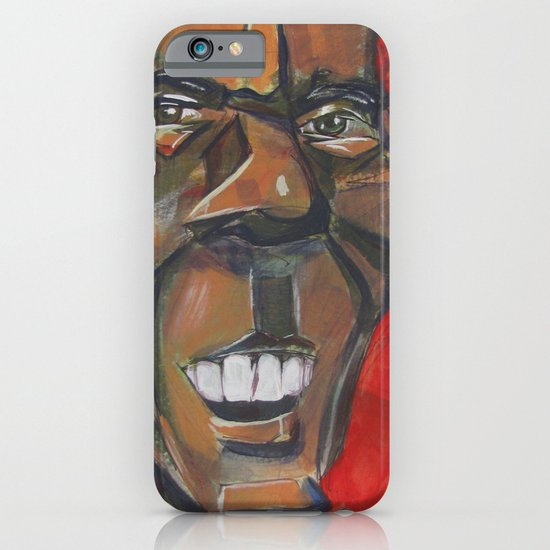 Obama Abstract iPhone & iPod Case