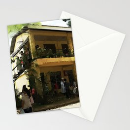 The School House Stationery Cards