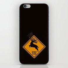 Spirit Zone, Mononoke iPhone & iPod Skin