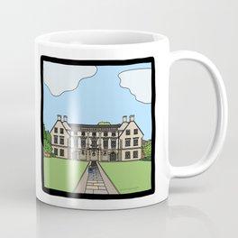 Cambridge struggles: Magdalene College Coffee Mug