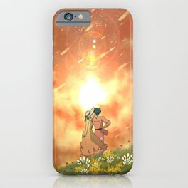 Howls Moving Castle iPhone Case