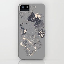 Northern Americana  iPhone Case