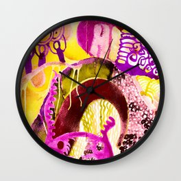 A Surreal Dream Wall Clock