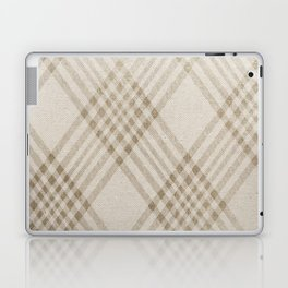 Rich Beige Laptop & iPad Skin