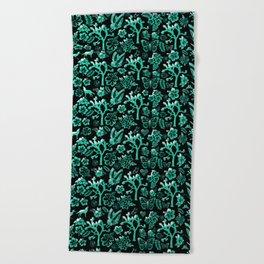Joshua Tree Verde by CREYES Beach Towel