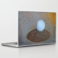 golf Laptop & iPad Skins featuring Golf by LoRo  Art & Pictures