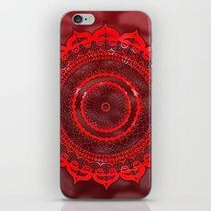 omulyana, river rocks iPhone & iPod Skin