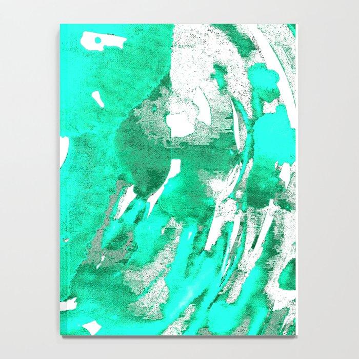 Aqua Aguas Aguas Notebook