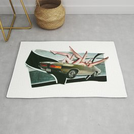 Muscle Magnet | Collage Rug