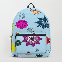 color me flaky Backpack