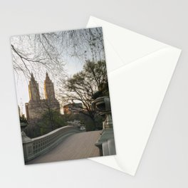 Central Park 8 Stationery Cards