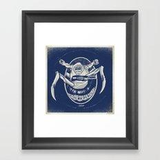 God Save the Thing Framed Art Print