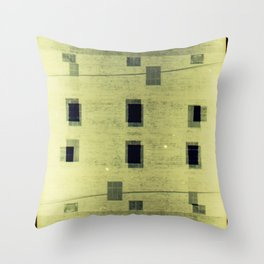 Landscapes c4 (35mm Double Exposure) Throw Pillow