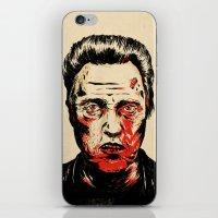 Walken Dead iPhone & iPod Skin