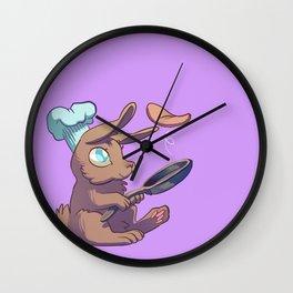 Flapjack Wall Clock