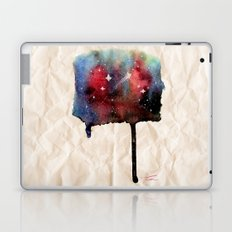 Little Nebula Watercolor Laptop & iPad Skin