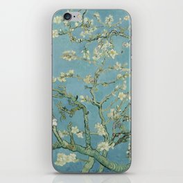 Almond Blossom Saint-Rémy-de-Provence, February 1890 Vincent van Gogh (1853 - 1890) , tree, white, f iPhone Skin