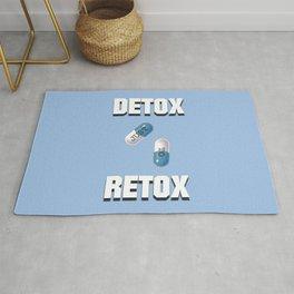 Detox Just To Retox Rug