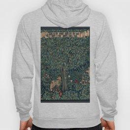William Morris Greenery Tapestry Hoody
